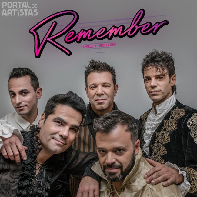 Remember Tributo 80 90 Portal De Artistas